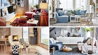 17 IKEA SMALL LIVING ROOM IDEAS