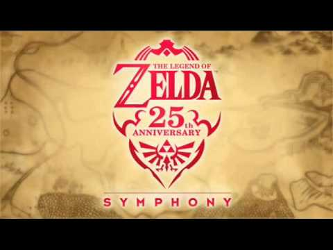 The Zelda Symphony Orchestra Is A Link To A Musical Past