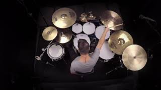 Cobus   Black Eyed Peas   Let's Get It Started (Drum Cover 2019)