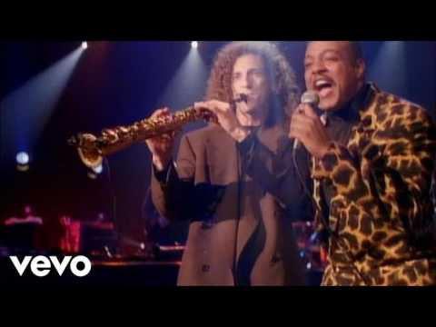 Kenny G & Peabo Bryson - By The Time This Night Is Over