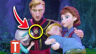10 Dark Secrets About Disney Princesses Families
