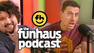 The Funhaus Podcast is Back in Studio!