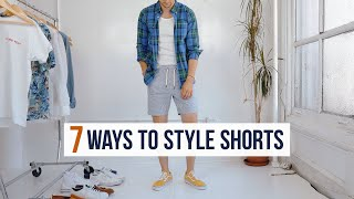 How To Style Shorts | Really Hot Summer Outfits | Men's Fashion Inspiration