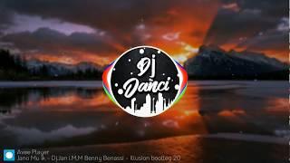 DJ Janci - Benny Benassi - Illusion bootleg 2018 (Official Mix)