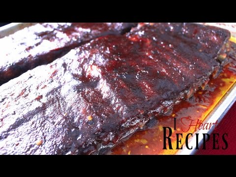 BEST Southern Style Oven Baked BBQ Ribs – Soul Food Recipes – I Heart Recipes