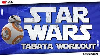 STAR WARS 'TABATA' Workout