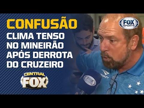 DESABAFO DO TORCEDOR CRUZEIRENSE: 'BANDO DE MECERNÁRIOS'