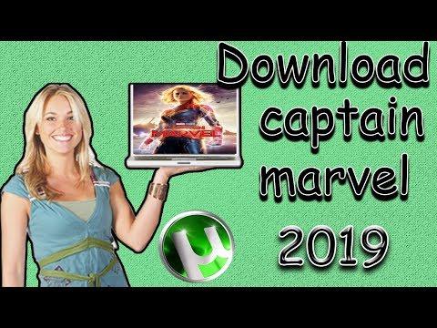 Captain Marvel Torrent How To Download Captain Marvel 2019 Yts Am Youtube