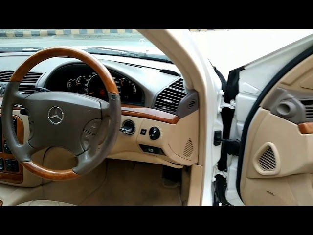 Mercedes Benz S Class 2000 for Sale in Lahore