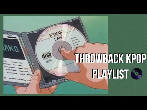 oldie but goodie kpop playlist  2009-2013