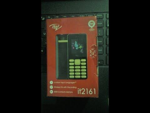 Itel 2180 Boot Key