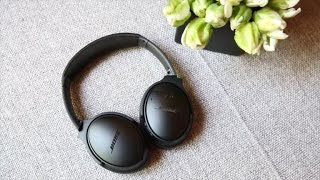 Bose QuietComfort 35: Finally, a Bose noise-cancelling headphone that's also wireless