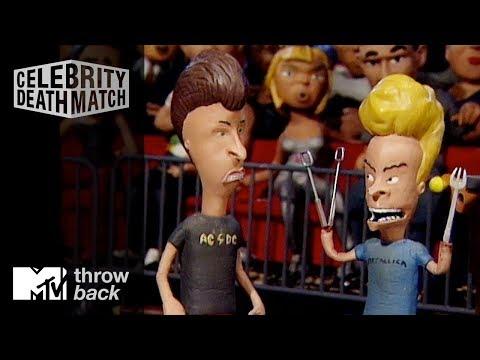 Download 'Beavis Vs. Butt-Head' Official Clip | Celebrity Deathmatch | #TBTMTV HD Mp4 3GP Video and MP3