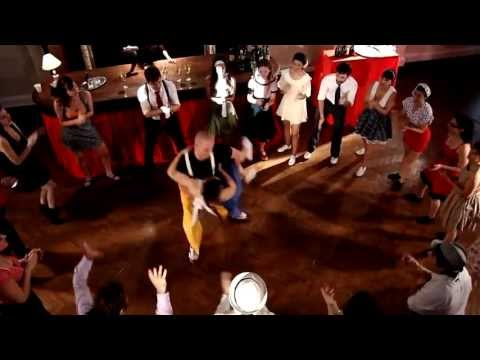 The Rock and Rule Swing Band - Just a gigolo - Clip oficial HD
