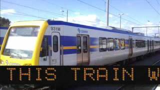 Alamein Line Announcements