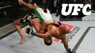 НАРЕЗКА БРОСКОВ UFC! PART 2