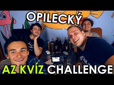 OPILECKÝ AZ KVÍZ CHALLENGE (+ Ati & Lukefry & Čmelák) part 1