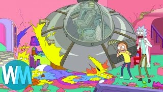 Top 10 Best Simpsons Couch Gags