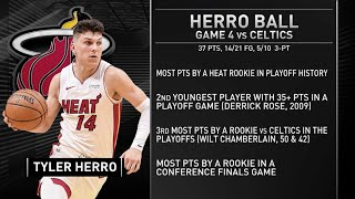 How Good Is Tyler Herro, Will Heat Make NBA Finals? | Inside The NBA