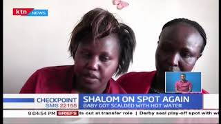Shalom Hospital on the spot again after death of 7 month old baby