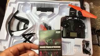 Drohne Test Predator FPV von DBPower