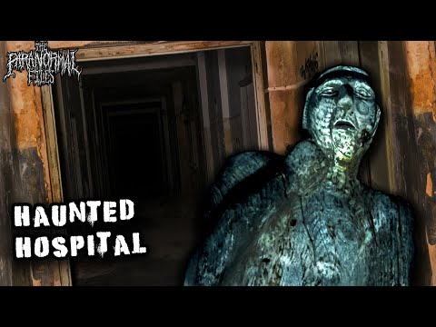 Our Terrifying Night In An Abandoned Haunted Hospital In Greece