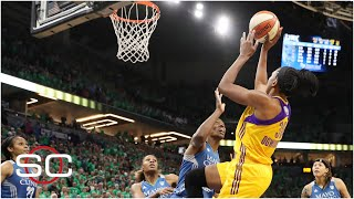 Top 10 WNBA plays of all-time | SportsCenter