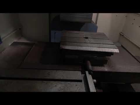 Centre dusinage vertical CNC FAMUP MCX 600 1998
