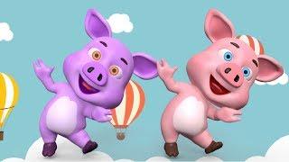 Con lợn éc, Bố là tất cả, nhạc thiếu nhi remix