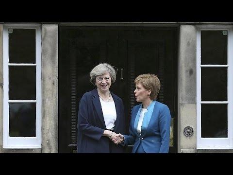 Brexit: Σε τεντωμένο σχοινί οι σχέσεις Μ. Βρετανίας – Σκωτίας