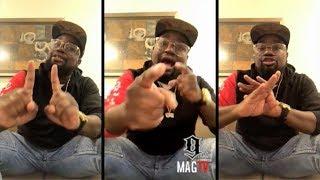 Comedian Lil Rel Claps Back At Katt Williams On IG Live! 😤