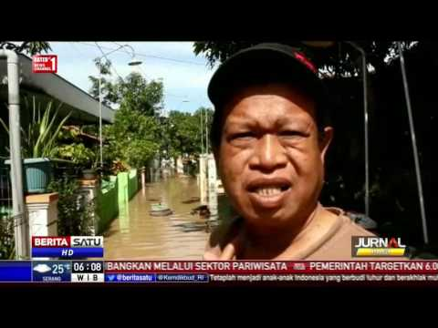 Sudah 2 Hari Banjir Rendam Wilayah Kebumen