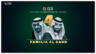 Las familias más ricas del mundo: Familia AL SAUD      #petróleo #SaudiAramco #millonarios #gas