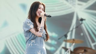 180901 백예린(Yerin Baek) - La La La Love Song (cover) @ 썸데이 페스티벌, 난지한강공원