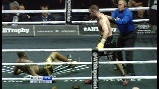 Большой бокс в Сочи: Гассиев нокаутировал Дортикоса