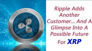 XRP King of Coins: Ripple Continues To Add To The Roster... And A Message From The Future