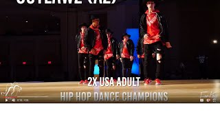 Outlawz (Arizona) | #HHI2016 Feature | USA Adult Hip Hop Dance Champions | #SXSTV