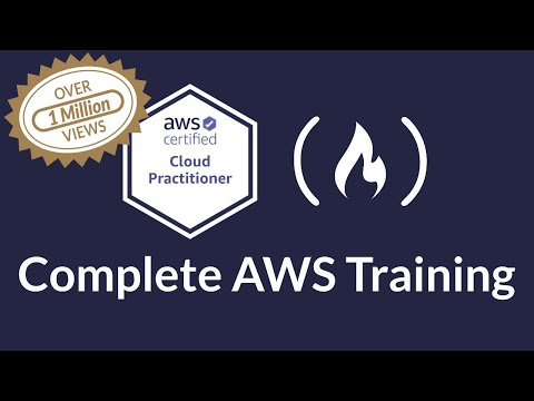 AWS Certified Cloud Practitioner Training 2020 - Full Course ...