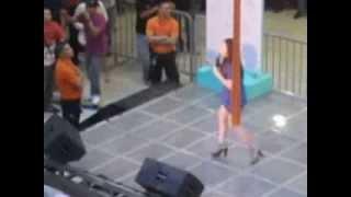 Krystal Reyes - Carmela Mall Show @ Fisher Mall 2-Feb-2014 Sun