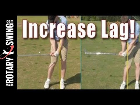 The SECRET Key to Creating Lag in the Golf Swing – Top YouTube Lag Video!!
