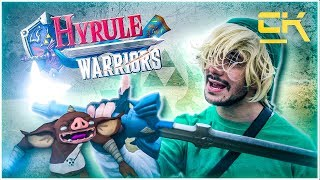 HYRULE WARRIORS LOGIC IN REAL LIFE
