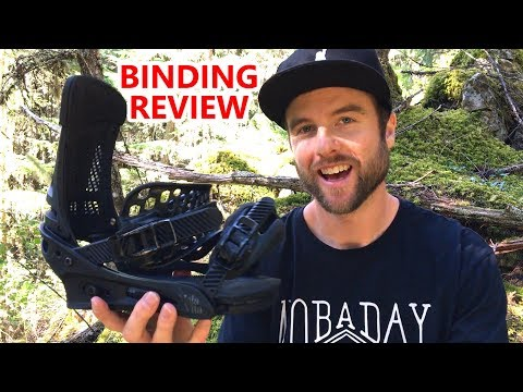 Snowboard Bindings Review – Burton Malavitas