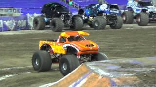 [HD] Advanced Auto Parts Monster Jam 2015 at Levi's Stadium (04/11/15)