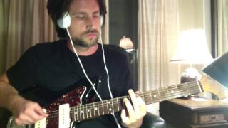 "How to play ""Alison"" by Slowdive (Guitar Lesson)"