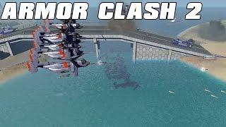 Armor Clash 2 - 2v2 Air Power