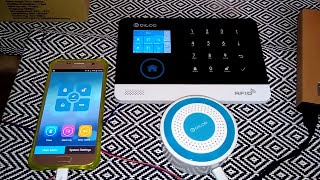 Unboxing and Full Demonstration of the Digoo HOSA Home Security