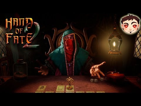 Gameplay de Hand of Fate 2