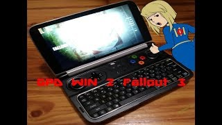 GPD WIN 2 Fallout 3 at Medium
