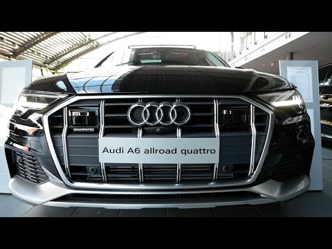 2020 New Audi A6 allroad Exterior and Interior