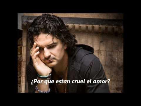 Por qué es tan cruel el amor - Ricardo Arjona (Letra)